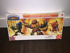 """NEW PANORAMIC ACTIVISION SKYLANDERS JIGSAW PUZZLE - 150 Piece 21"""" x 7"""""""