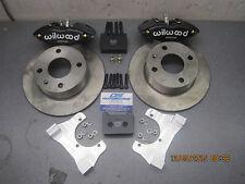 Ford Sierra basado en Kit Car Conversión de Freno de Disco Trasero wilwood Powerlite