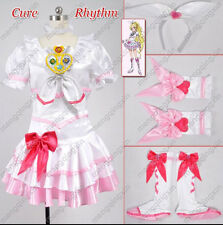 Suite Precure! Cure Rhythm Cosplay Costume Custom