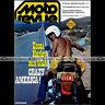 MOTO REVUE N°2433 HARLEY DAVIDSON FXE 1340 XLH 1000 HONDA CR 125 BIMOTA SB3 1979