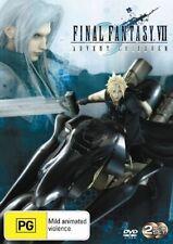 Final Fantasy VII - Advent Children (DVD, 2006) Region 4 (VG Condition)