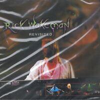 RICK WAKEMAN - Revisited - CD Album NEU - Starship Trooper / Wurm Jane Seymour