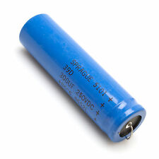 Sprague 5101 39D 300 MFD Electrolytic Capacitor 250VDC