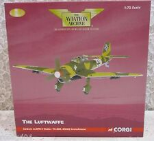 Corgi Junkers Ju-87B2 Stuka T6+BM 4/StG2 Immelmann Tmimi Cyrenaica Die-Cast 1:72
