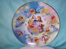 Bradford Exchange (1St Issue ) (Hundred Acre Happiness) Plate