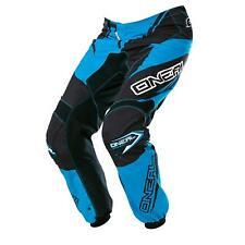 O'Neal Element Hose Racewear Schwarz Blau DH Downhill FR MTB BMX Mountain Bike