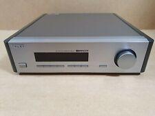 Sony ST-S1 FM AM Tuner La Scala 30 Station RDS EON Silver
