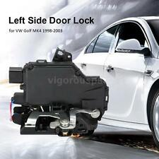 Auto Car Driver Left Side Door Lock Latch Actuator for VW Golf MK4 98-2003 D2L0