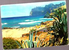 Vintage Postcard Spain, Cala San Vicente,  Mallorca,  Stamped 67