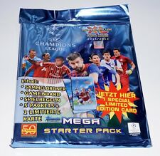 Panini Adrenalyn Champions League 11/12 Starterpack OVP/Neu CL 2011/12