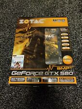 ZOTAC GEFORCE GTX 580 AMP2 EDITION GPU