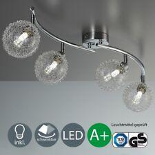 LED Deckenlampe Deckenleuchte modern Spotstrahler Wohnzimmer 4-flammig B.K.licht