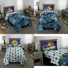 The Lego Movie 2 5Pc Bedding Set, Twin, Bed in a Bag with Bonus Tote!, To the Re