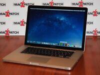 LOADED! Apple Macbook Pro 15 i7 Quad Core + 16 GB RAM + 500 GB Solid State Drive