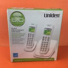 UNIDEN DECT 1363 6.0 Cordless Phone Caller ID/Call Waiting Large Backlit New