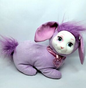 Puppy Surprise Bunny rabbit plush soft toy Flawed