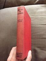 "1948 1ST EDITION ""THE AXE OF WANDSBEK"" ARNOLD ZWEIG FICTION HARDBACK BOOK"