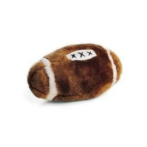Ethical Pet Plush Football Dog Toy [1 Toy]