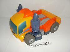 Playskool Transformers Gobots Hauler-Bot 2003 Go-Bot Semi Truck Reinforcements