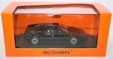 Voitures, camions et fourgons miniatures noirs MINICHAMPS BMW