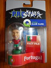 ProStars Corinthian Portugal DECO with Quiz Game Card MOC