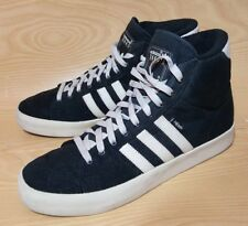 Vintage Adidas Dakota Hemp Hi Top Mens Sneakers Shoes Size 11
