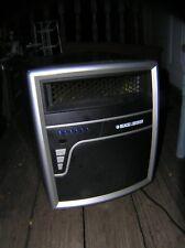 Black & Decker Mobile Infrared Quartz Electric Heater Model 7BDQ1000 winter tool