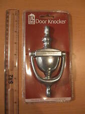 DOOR KNOCKER (SILVER)