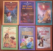 6 FAVORITE STORIES FROM HIGHLIGHTS FOR CHILDREN MAGAZINE SC BOOKS~1990'S~VGC~