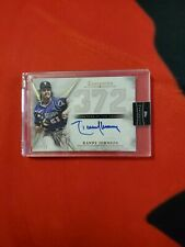 Randy Johnson Topps Luminaries Auto 1of 25 Mint And Sealed Straight From Topps
