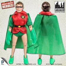 FIRST APPEARANCES ROBIN GREEN CAPE VARIANT  NEW IN POLYBAG  8 INCH ACTION FIGURE