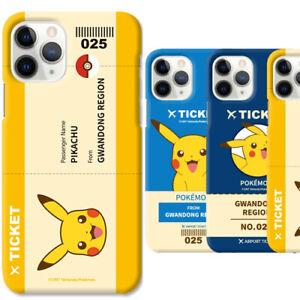 Genuine Pokemon Plane Slim Case iPhone 7/8/SE2 iPhone 7/8 Plus made in Korea
