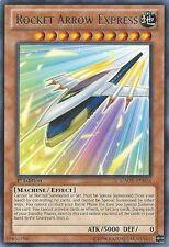 x3 Rocket Arrow Express - GAOV-EN016 - Rare - 1st Edition Yu-Gi-Oh! M/NM