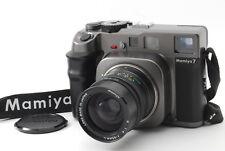 【Exc+++++】Mamiya 7 Medium Format Film Camera with 65mm f4 L Lens from Japan 581