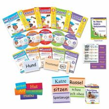 Your Baby Can Learn! German Deluxe Kit