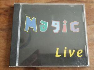 'Magic Live' Queen Freddie Mercury Tribute C.d