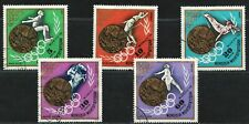 """MONGOLIA 1972 Very Fine Used Stamps Set  """"20th Summer Olympic Games"""""""