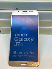 100% originale LCD Touchscreen Display Unità Oro Samsung Galaxy j7 j710f 2016