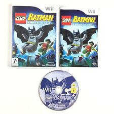 Lego Batman Wii / Jeu Sur Nintendo Wii Complet