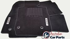 MAZDA CX3 Floor Mats Carpet Front Rear New Genuine 2015- Accessories DK11-AC-FM