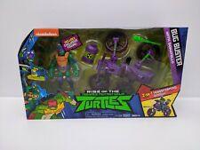 Teenage Mutant Ninja Turtles Bug Buster Transforming Vehicle (Damaged Packaging)