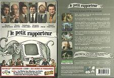 EDITION 2 DVD - LE PETIT RAPPORTEUR / JACQUES MARTIN, COLLARO, DESPROGES / NEUF