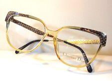 Vintage VTG CHRISTIAN DIOR 2375 Frames Lunette Brille Occhiali Gafas Eyeglasses