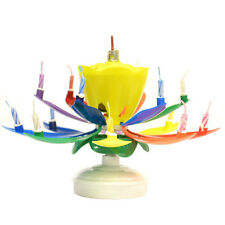 NEW - The ORIGINAL Amazing Birthday Candle - Rainbow FREE SHIPPING