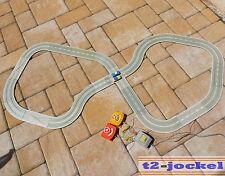 Faller AMS  -- Schienenmaterial für eine Stadtverkehrsanlage, inkl. 2 Autos