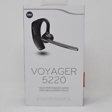Plantronics - Voyager 5220 Bluetooth Headset - Black - 203600-63