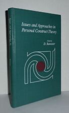 Don Bannister / ISSUES AND APPROACHES IN PERSONAL CONSTRUCT THEORY 1st ed 1985