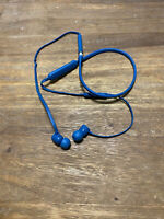 Beats X Apple Beats by Dr. Dre Bluetooth Blue For Parts/Not Working