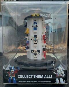 KRE-O Transformers Kreon Mini Figure Store Display Case includes 15 Kreons