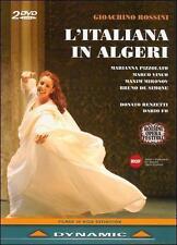 Italiana In Algeri (L') (2 Dvd) - IMPORT, New DVDs